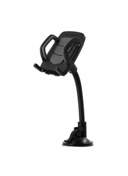 360 Degree Rotatable Long Arm Suction Bracket Car Holder Mount Stand for Universal Phones
