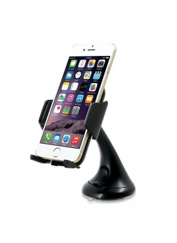 360 Degree Rotatable Short Arm Suction Bracket Car Holder Mount Stand for Universal Phones