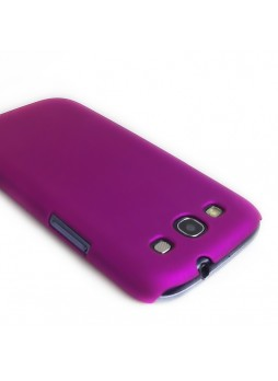 Back Case for Samsung Galaxy S3 i9300 - Purple