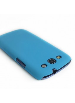 Back Case for Samsung Galaxy S3 i9300 - Blue