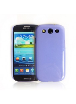 Back Case for Samsung Galaxy S3 i9300 - Light Blue