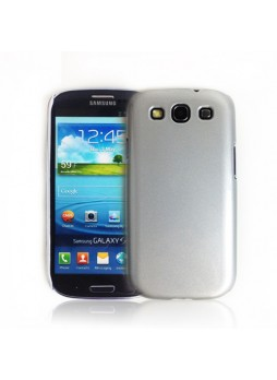 Back Case for Samsung Galaxy S3 i9300 - Silver