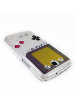 Game Boy Back Case for Samsung Galaxy S3 - Grey