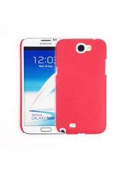 Hard Back Case Samsung Galaxy Note2 N7100 - Red