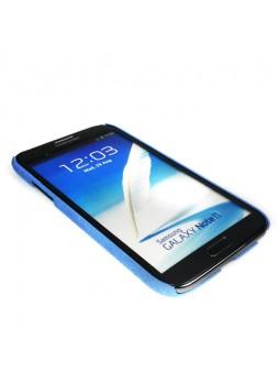 Hard Back Case Samsung Galaxy Note2 N7100 - Blue