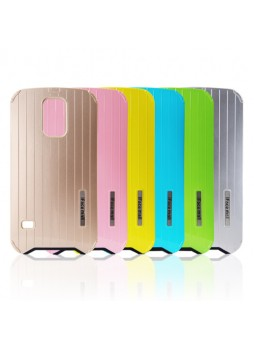 iFace Mall Fashion Luggage Travel Case Cover for Samsung Galaxy S5 - 8 Color