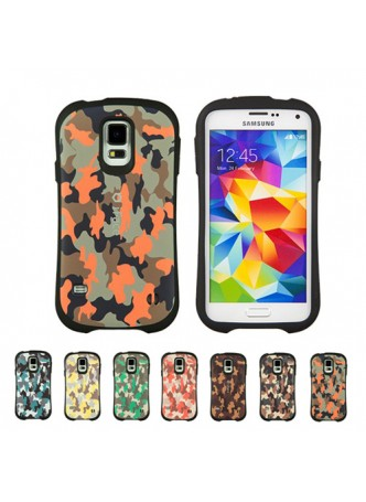 Art iFace Military Shockproof Case for Samsung Galaxy S5 - 7 Color