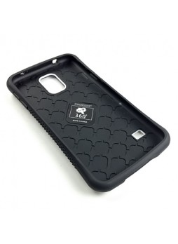 iFace Camouflage Anti-Shock Case Cover for Samsung Galaxy S5 - 01