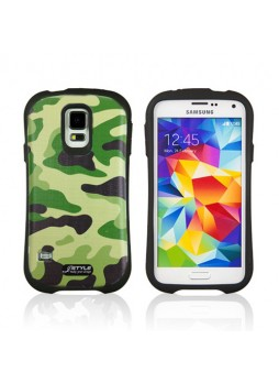 iFace Camouflage Anti-Shock Case Cover for Samsung Galaxy S5 - 02
