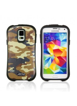 iFace Camouflage Anti-Shock Case Cover for Samsung Galaxy S5 - 06