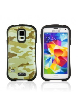 iFace Camouflage Anti-Shock Case Cover for Samsung Galaxy S5 - 08