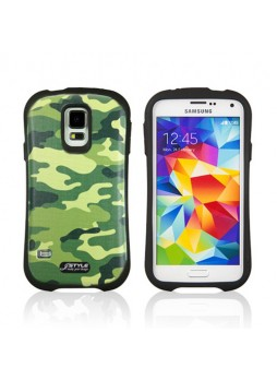 iFace Camouflage Anti-Shock Case Cover for Samsung Galaxy S5 - 12