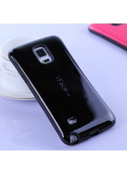 iFace Anti-Shock Case for Samsung Galaxy Note 4 - Black