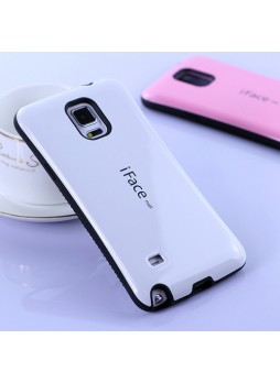 iFace Anti-Shock Case for Samsung Galaxy Note 4 - White