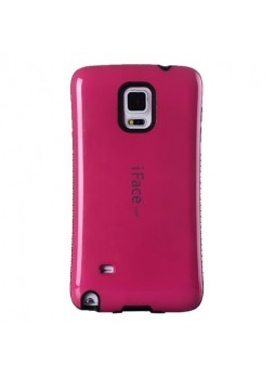 iFace Anti-Shock Case for Samsung Galaxy Note 4 - Hot Pink