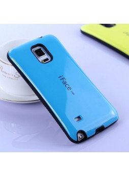 iFace Anti-Shock Case for Samsung Galaxy Note 4 - Blue
