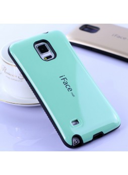 iFace Anti-Shock Case for Samsung Galaxy Note 4 - Green