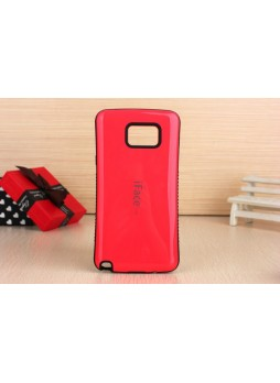 Iface Anti-Shock Case for Samsung Galaxy Note 5 - Red
