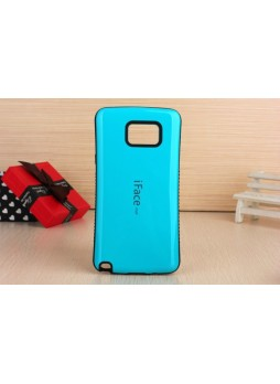 Iface Anti-Shock Case for Samsung Galaxy Note 5 - Blue