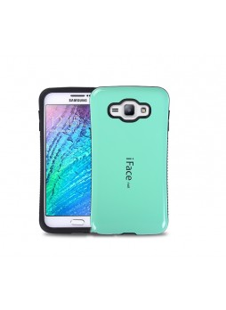 iFace Anti-Shock Case For Samsung Galaxy J1 2016 - Mint