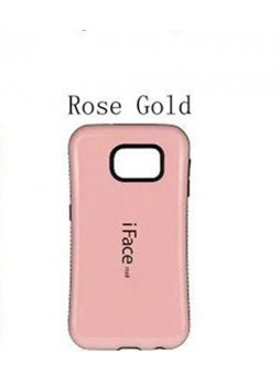 iFace Back Cover for Samsung Galaxy A5 A520 2017 - Rose Gold