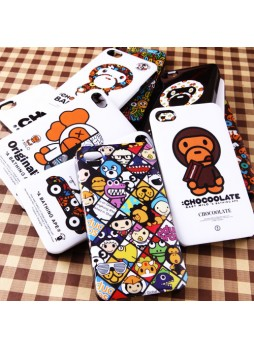Chocoolate Baby Milo Back Case for Apple iPhone 5 / 5S
