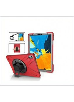 3 in1 Defender heavy Duty Case For  Ipad Pro 11'' (2018) RED