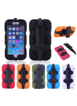 Military Heavy Duty Case for iPhone 6 - 8 Color