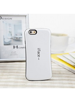 iPhone 6 Plus Premium iFace Shockproof Case - White