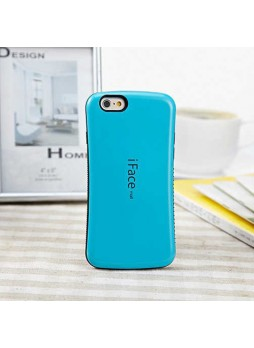 iPhone 6 Plus Premium iFace Shockproof Case - Blue