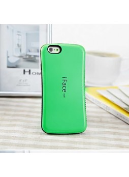 iPhone 6 Plus Premium iFace Shockproof Case - Green