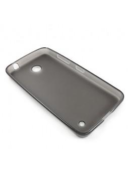 TPU Gel Case Cover for Nokia Lumia 630 - Black