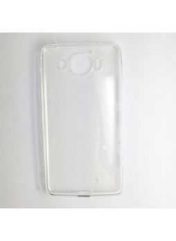 TPU Gel Case for Microsoft Lumia 950 Clear