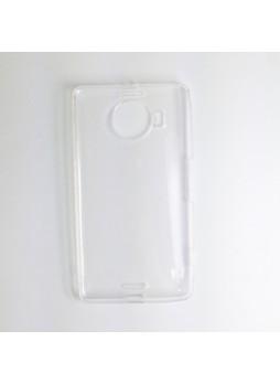 TPU Gel Case for Microsoft Lumia 950 XL Clear