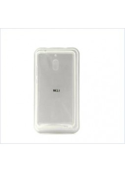 Ultra Jelly Case For  Nokia 2.1 -Clear Clear