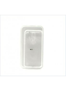 Ultra Jelly Case For  Nokia 7.1 -Clear Clear
