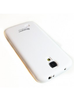 Happymori Candy TPU Case for Samsung Galaxy S4 - White