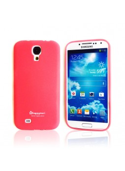 Happymori Candy TPU Case for Samsung Galaxy S4 - Red