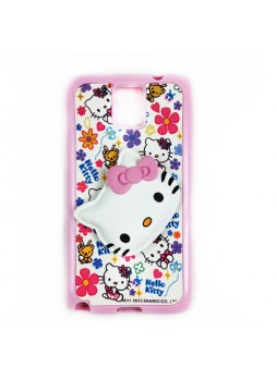 Hello Kitty Cutie TPU Case for Samsung Galaxy Note 3 N9000 / N9005