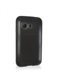 TPU Gel Case for Samsung Galaxy Young 2 - Black