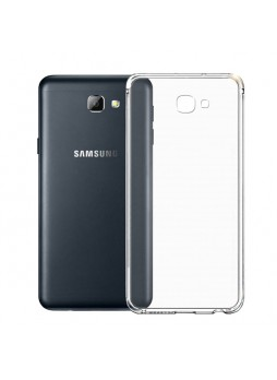 TPU Gel Case Cover For Samsung Galaxy J5 Prime - Clear
