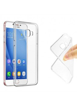 Soft TPU Back Case for Samsung Galaxy J7 Prime - Clear