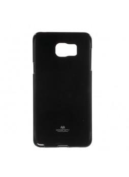 Korean Mercury TPU Gel Case Cover for Samsung Galaxy Note 5 Black