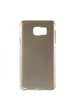 Korean Mercury TPU Gel Case Cover for Samsung Galaxy Note 5 Gold