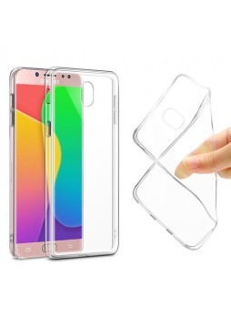 Soft TPU Gel Jelly Case For Samsung Galaxy J7 Pro - Clear