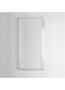 TPU Gel Case for Sony Xperia Z5 Clear