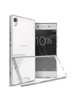 Soft TPU Gel Jelly Case For Sony Xperia XA1 Ultra - Crystal Clear