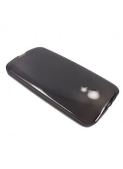 TPU Gel Case for Motorola Moto G 2nd Gen - Dark Grey