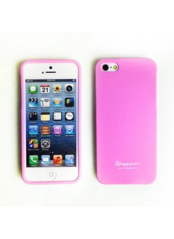 Happymori Candy TPU Gel Case for iPhone 5 / 5S - Pink