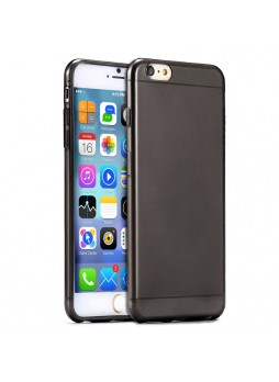 TPU Gel Case Cover for iPhone 6 4.7 - Black